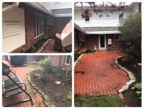 IC Powerwashing professional patio cleaning service toledo ohio